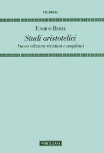 Copertina di 'Studi aristotelici'