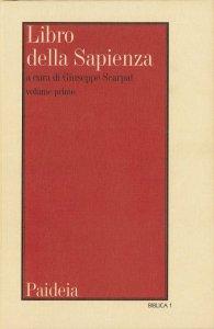 Copertina di 'Libro della Sapienza. Testo, traduzione, introduzione e commento [vol_1]'