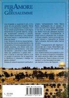 Immagine di 'Per amore di Gerusalemme. Profilo di Maria Baxin'