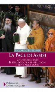 Copertina di 'La pace di Assisi'