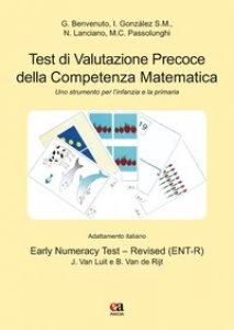 Copertina di 'Test di valutazione precoce della competenza matematica. Uno strumento per l'infanzia e la primaria. Con gadget. Con 45 Carte'