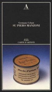 Copertina di 'Su Piero Manzoni'