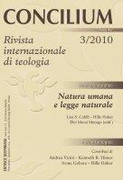 Natura umana e legge naturale