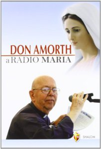 Copertina di 'Don Amorth a Radio Maria'