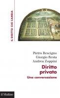 Diritto privato - Pietro Rescigno, Giorgio Resta, Andrea Zoppini