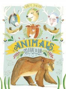 Copertina di 'Animals. Creature di Dio'