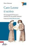 Caro Leone ti scrivo - Pietro Maranesi