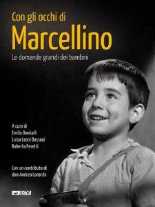 Copertina di 'Con gli occhi di Marcellino'