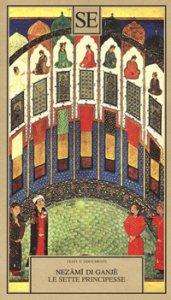 Copertina di 'Le sette principesse'
