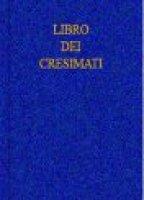 Libro dei cresimati