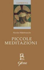 Copertina di 'Piccole meditazioni'