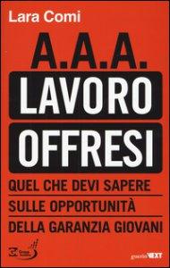 Copertina di 'A.A.A. lavoro offresi. Quel che devi sapere sulle opportunità della garanzia giovani'