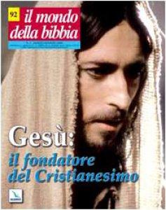 Copertina di 'Gesù: il fondatore del Cristianesimo.'