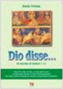 Copertina di 'Dio disse... (in ascolto di Genesi 1-11)'
