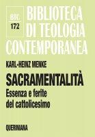 Sacramentalità - Menke Karl-Heinz