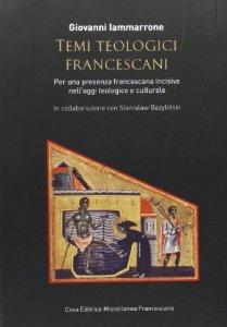 Copertina di 'Temi teologici francescani'