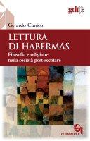 Lettura di Habermas - Gerardo Cunico