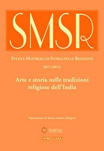 Copertina di 'SMSR. Vol. 80/2 (2014): Arte e storia nelle tradizioni religiose dell'India.'