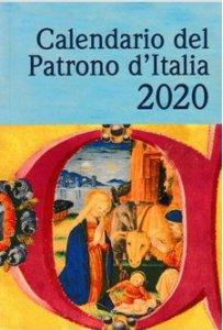 Copertina di 'Calendario del patrono d'Italia 2020'