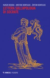 Copertina di 'Lettera sull'Apologia di Socrate'