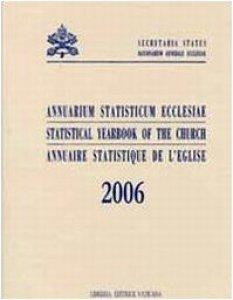 Copertina di 'Annuarium Statisticum Ecclesiae 2006'