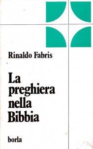 Copertina di 'La preghiera nella Bibbia'