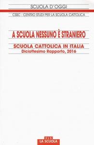Copertina di 'Scuola cattolica in Italia'