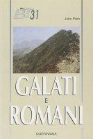 Galati e romani - Pilch John
