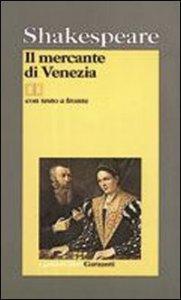 Copertina di 'Il mercante di Venezia. Testo inglese a fronte'
