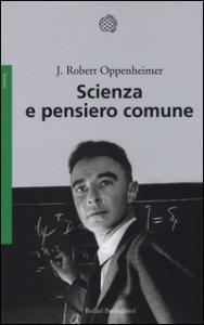 Copertina di 'Scienza e pensiero comune'