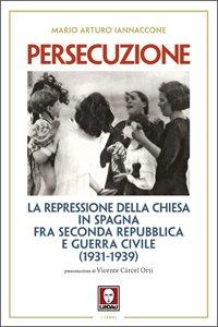 Copertina di 'Persecuzione'