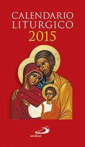 Calendario liturgico 2015 (Agende. Diari)