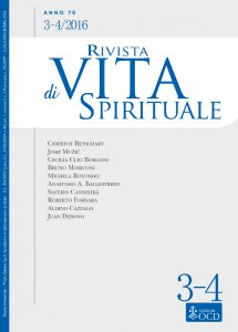 Rivista di Vita Spirituale - 2016/3-4