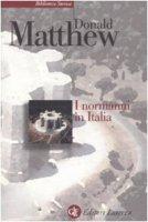 I normanni in Italia - Donald Matthew