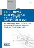 La Riforma delle Province e delle Città Metropolitane - Redazioni Edizioni Simone