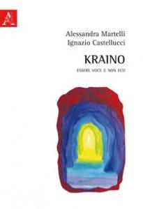 Copertina di 'Kraino. Essere voce e non eco'