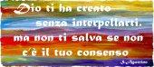 """Immagine di 'SpiriTazza """"Dio ti ha creato"""" (Sant'Agostino)'"""