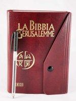 Immagine di 'La Bibbia di Gerusalemme (copertina in plastica con bottone)'