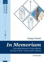 In Memoriam - Giuseppe Tuninetti
