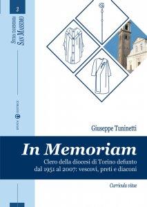 Copertina di 'In Memoriam'