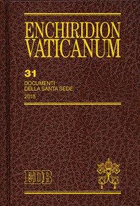 Copertina di 'Enchiridion Vaticanum. 31'