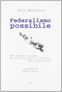 Copertina di 'Federalismo possibile'