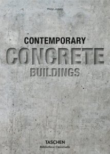 Copertina di 'Contemporary concrete buildings. Ediz. inglese, italiana, spagnola e portoghese'
