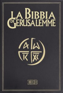 Copertina di 'La Bibbia di Gerusalemme (caratteri grandi)'