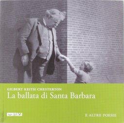 Copertina di 'Ballata di santa Barbara e altre poesie. (La)'
