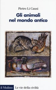 Copertina di 'Gli animali nel mondo antico'