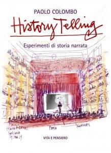 Copertina di 'History Telling'