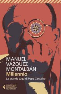 Copertina di 'Millennio. La grande saga di Pepe Carvalho'