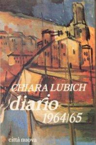 Copertina di 'Diario (1964-1965)'