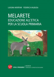 Copertina di 'MelArete. Educazione all'etica per la scuola primaria'